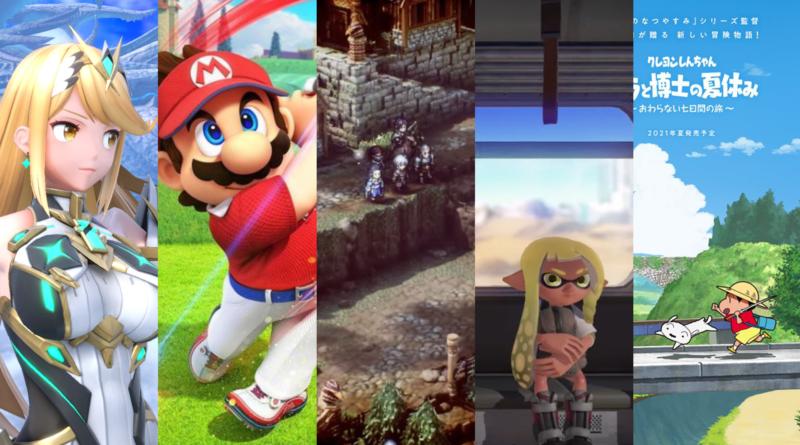 Nintendo Direct Febrero 2020